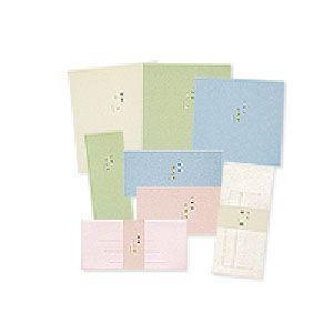 封筒 エムディーエス(MDS) 橋シリーズ 水晶橋 ピンク 封筒 タント紙 10セット 25-933 nomado1230 04