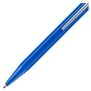高級 ボールペン カランダッシュ 849 POPLINE ポップライン メタルX ボールペン ブルー NF0849-640|nomado1230|02
