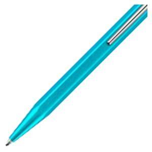 高級 ボールペン カランダッシュ 849 POPLINE ポップライン メタルX ボールペン ターコイズ NF0849-671 nomado1230 02