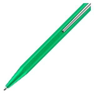 高級 ボールペン カランダッシュ 849 POPLINE ポップライン メタルX ボールペン グリーン NF0849-712 nomado1230 02