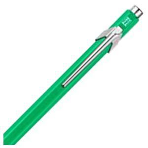 高級 ボールペン カランダッシュ 849 POPLINE ポップライン メタルX ボールペン グリーン NF0849-712 nomado1230 03