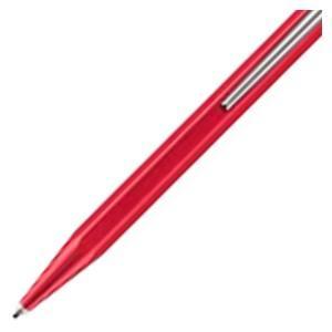 高級 ボールペン カランダッシュ 849 POPLINE ポップライン メタルX ボールペン レッド NF0849-780 nomado1230 02
