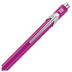 高級 ボールペン カランダッシュ 849 POPLINE ポップライン メタルX ボールペン パープル NF0849-850 nomado1230 03
