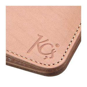 メンズ 長財布 革 ケイシーズ(KCs) プレーン エレノア ブラウン ロング ビルフォード KIB505B nomado1230 03