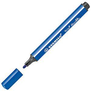 スタビロ トリオペン スクリビ 1.5〜2.0ミリ 5セット ブルー 368-932|nomado1230|02