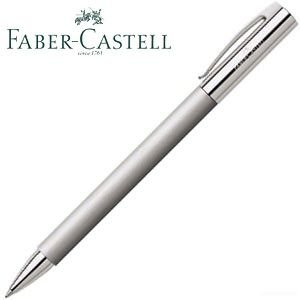 高級 ボールペン ファーバーカステル アンビション ボールペン ステンレス No. 148152|nomado1230|02