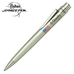 高級 ボールペン 名入れ フィッシャー アストロノート ゼロ グラビティ ペン ボールペン シルバー ZGS|nomado1230