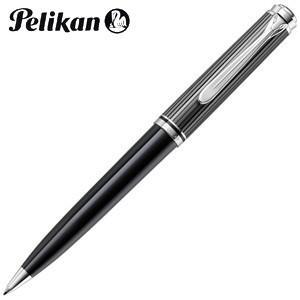 高級 ボールペン 名入れ ペリカン ボールペン替芯 クロ F細字 プレゼント対象商品 スーベレーン 805 ボールペン ブラックストライプ K805|nomado1230