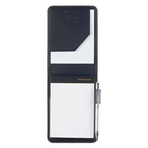 マルマン限定品 ラガシャ A7サイズ パットホルダー ブラック LAHN179-05|nomado1230|04