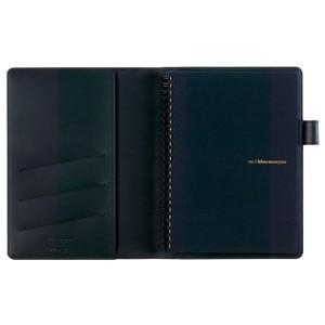 マルマン限定品 ラガシャ A5 ノートカバー グレー・ブラック LANC195-11 nomado1230 02