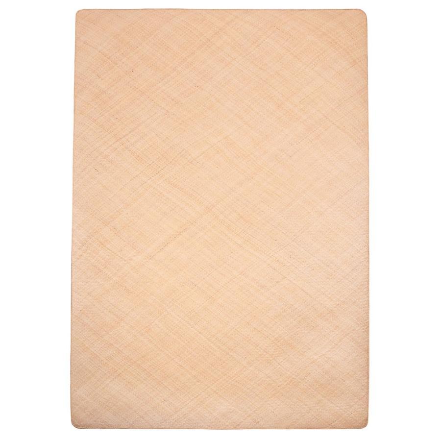 籐本手織り あじろ編みラグ 200×200cm AJRW200 送料無料  メーカー直送、期日指定不可、ギフト包装不可、返品不可、ご注文後在庫在庫時に欠品の場合、納