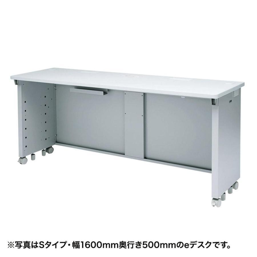 サンワサプライ eデスク(Wタイプ) ED-WK17550N 送料無料  代引き不可 メーカー直送、期日指定不可、ギフト包装不可、返品不可、ご注文後在庫在庫時に欠品の