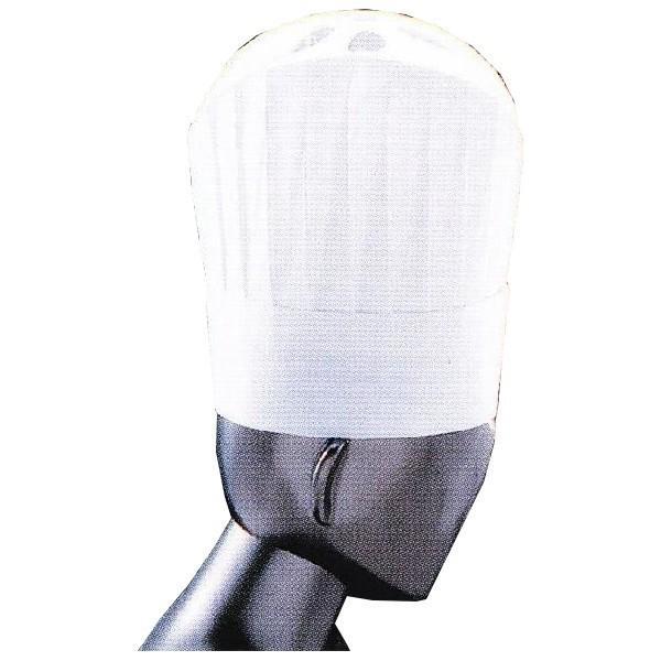 グランデトック シェフハット Pal 25cm N34110 10枚×5 (50枚)【取り寄せ商品・即納不可・代引き不可・返品不可】