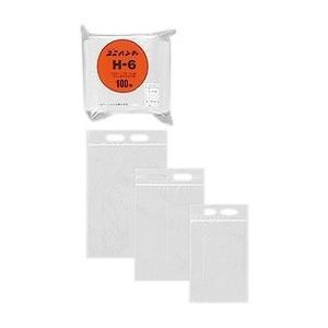 ユニハンディ 0.06透明 L-6 480×340×0.06mm 100枚×4袋●ケース販売お得用【メーカー直送】