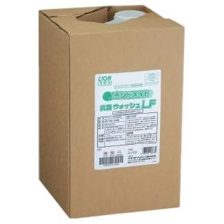 ランドメイト 抗菌ウォッシュLF 17kg×10本ロット コインランドリー用洗剤【取り寄せ商品·即納不可】