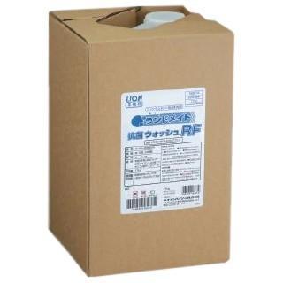 ランドメイト 抗菌ウォッシュRF 17kg×10本ロット コインランドリー用洗剤【取り寄せ商品·即納不可】