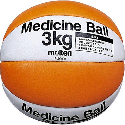 大特価 molten(モルテン) メディシンボール(Medicine Ball) Ball) molten(モルテン) 3KG 3KG PLD3000, ブランドらんど:e9fad3ce --- airmodconsu.dominiotemporario.com