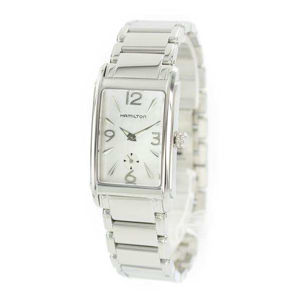buy popular bc37c ab065 ハミルトン レディース アードモア シルバー ステンレス H11211053 あすつく 腕時計 :H11211053:腕時計ノップル - 通販 -  Yahoo!ショッピング