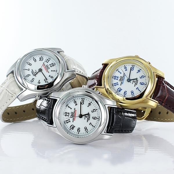 電波ソーラー 腕時計 レディース シチズン Q&Q キューアンドキュー 国内正規品|nopple|03