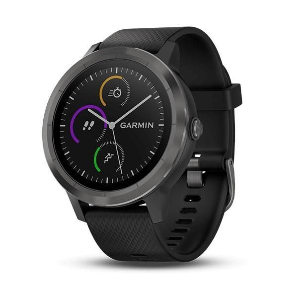 国内正規品 GAMIN ガーミン GPS 多機能 ランニング スポーツウォッチ vivoactive3 ブラックスレート あすつく 腕時計