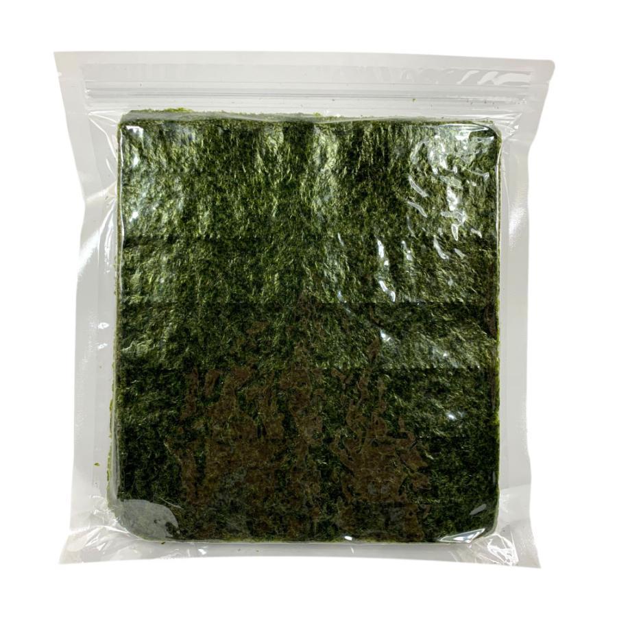 【メール便送料無料】愛知県産焼き海苔訳あり全型45枚 チャック付き norisuke