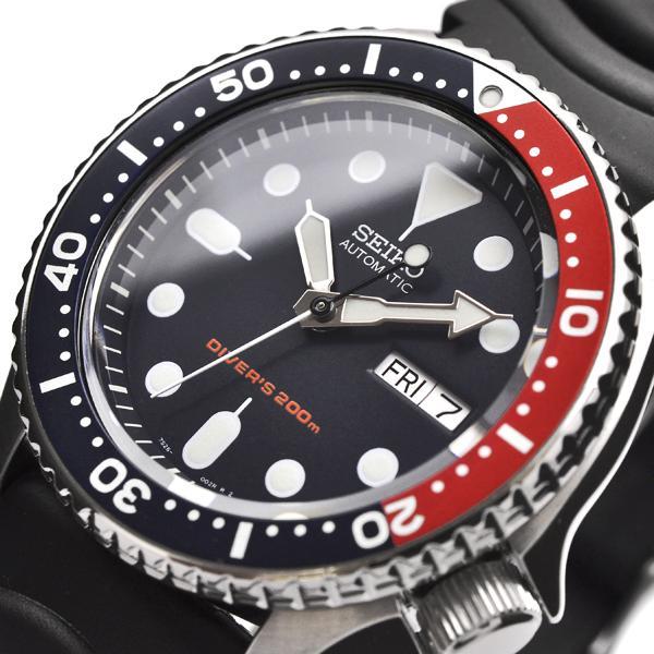 送料無料 新品 腕時計 SEIKO セイコー セイコー5 ネイビーボーイ 自動巻き ダイバー メンズ SKX009K north-star