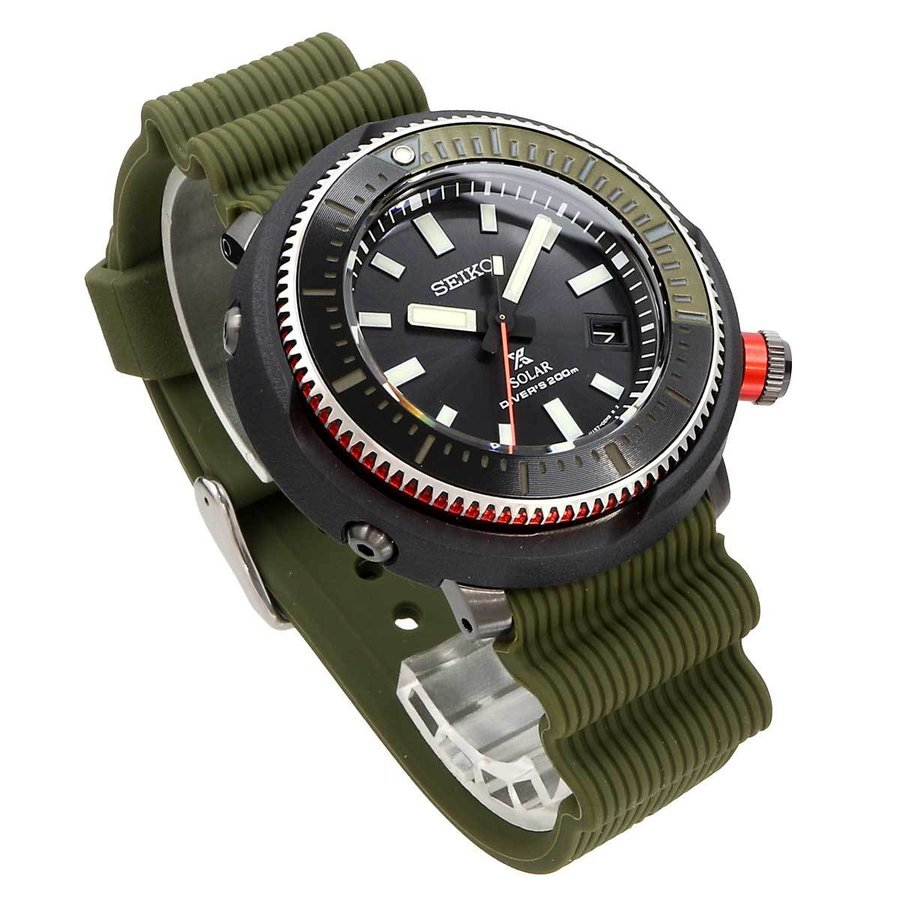 送料無料 新品 腕時計 SEIKO セイコー 海外モデル PROSPEX プロスペックス ソーラー ダイバーズ メンズ SNE547 north-star 04