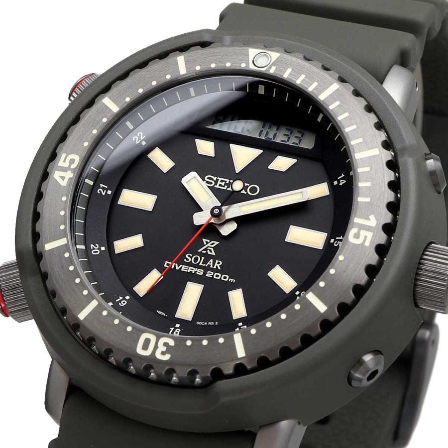 送料無料 腕時計 SEIKO セイコー SNJ031P1 海外モデル PROSPEX プロスペックス アナデジ アーノルド アーニー ダイバースキューバ メンズ|north-star