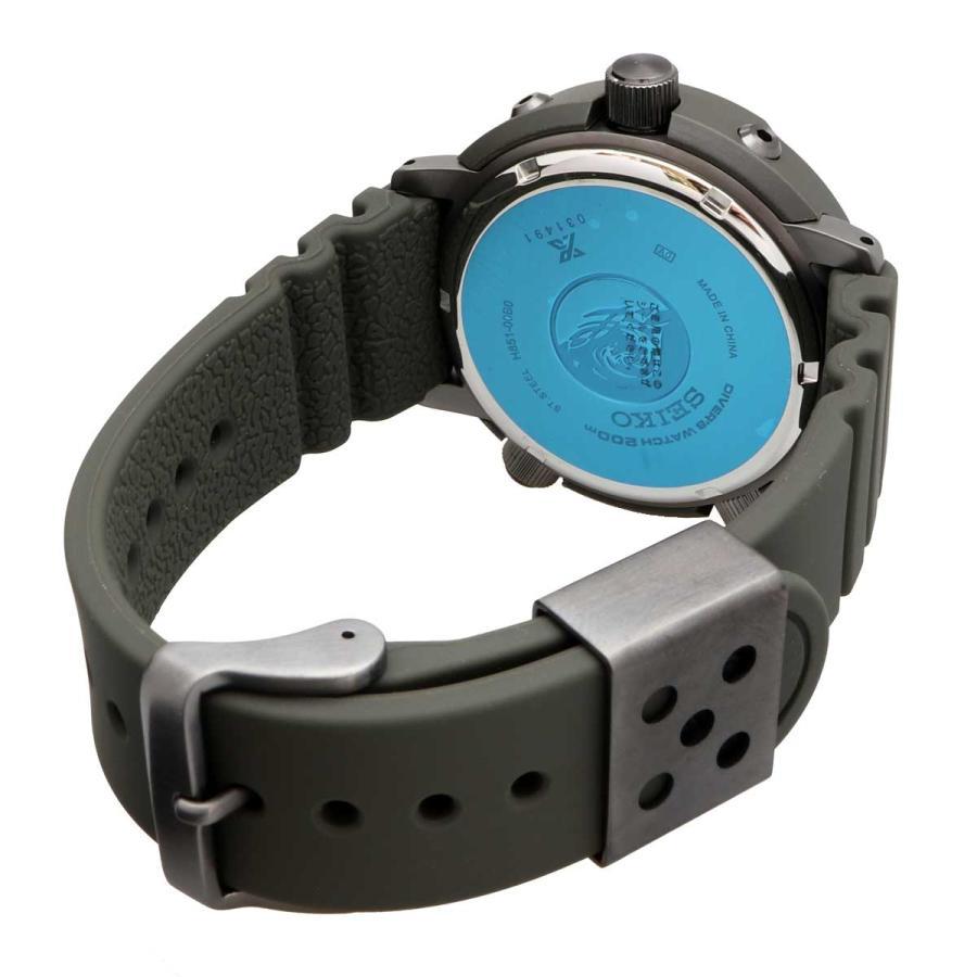送料無料 腕時計 SEIKO セイコー SNJ031P1 海外モデル PROSPEX プロスペックス アナデジ アーノルド アーニー ダイバースキューバ メンズ|north-star|03