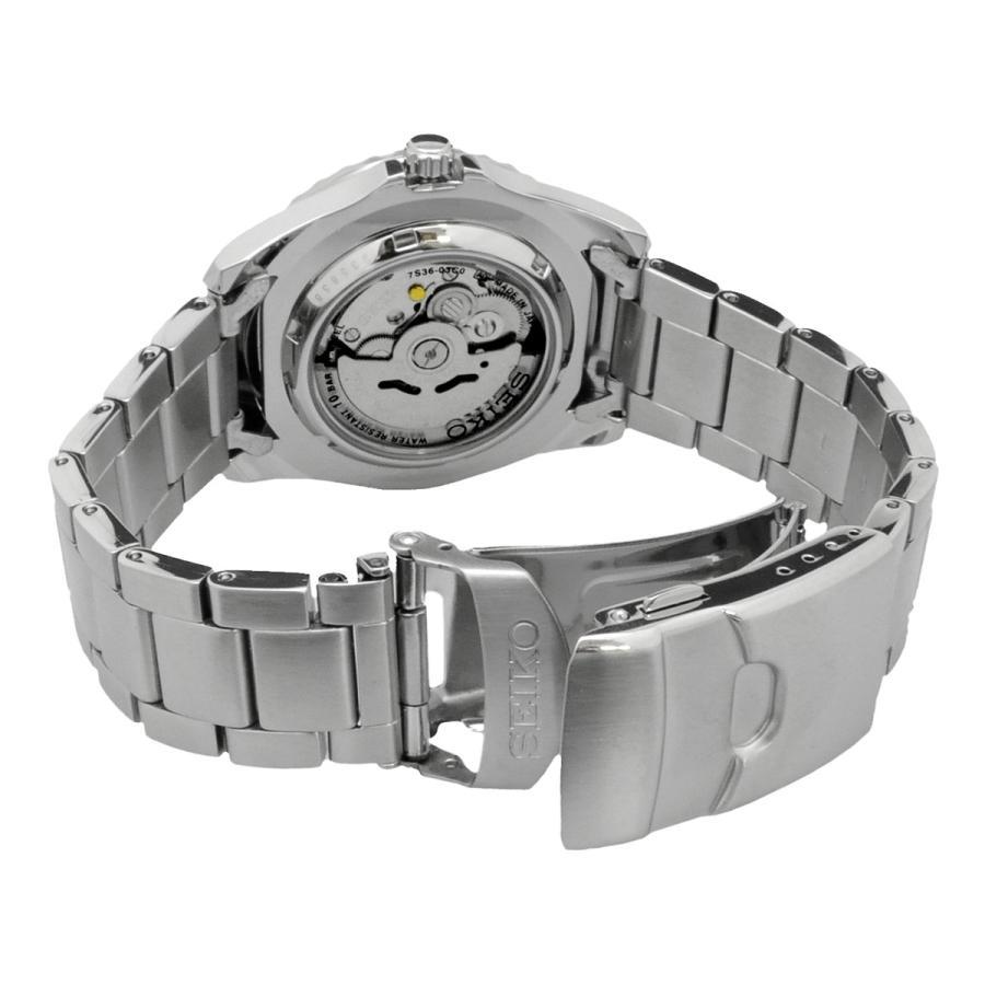 送料無料 新品 腕時計 SEIKO セイコー 日本製 Japan  海外モデル セイコー5 ファイブスポーツ 自動巻き  メンズ SNZF15J1|north-star|03