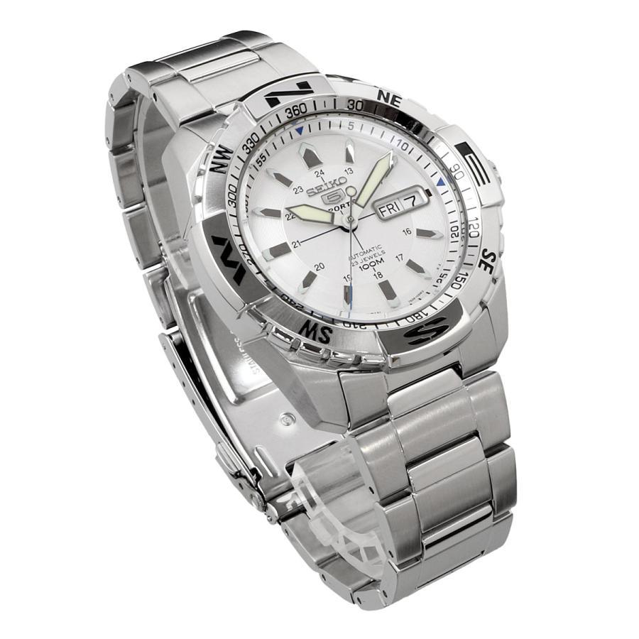送料無料 新品 腕時計 SEIKO セイコー 海外モデル MADE IN JAPAN セイコー5 自動巻き ビジネス カジュアル メンズ SNZJ03J1|north-star|04