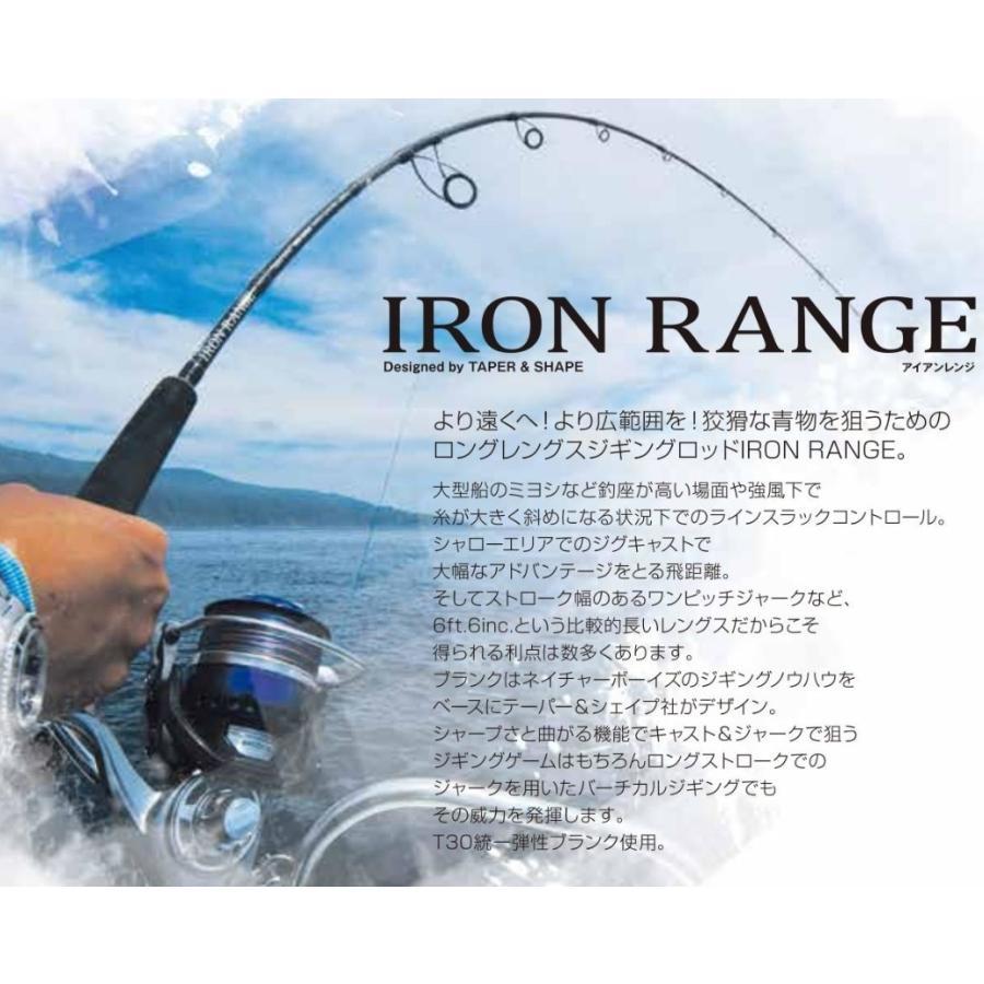 Natureboys / IRON RANGE
