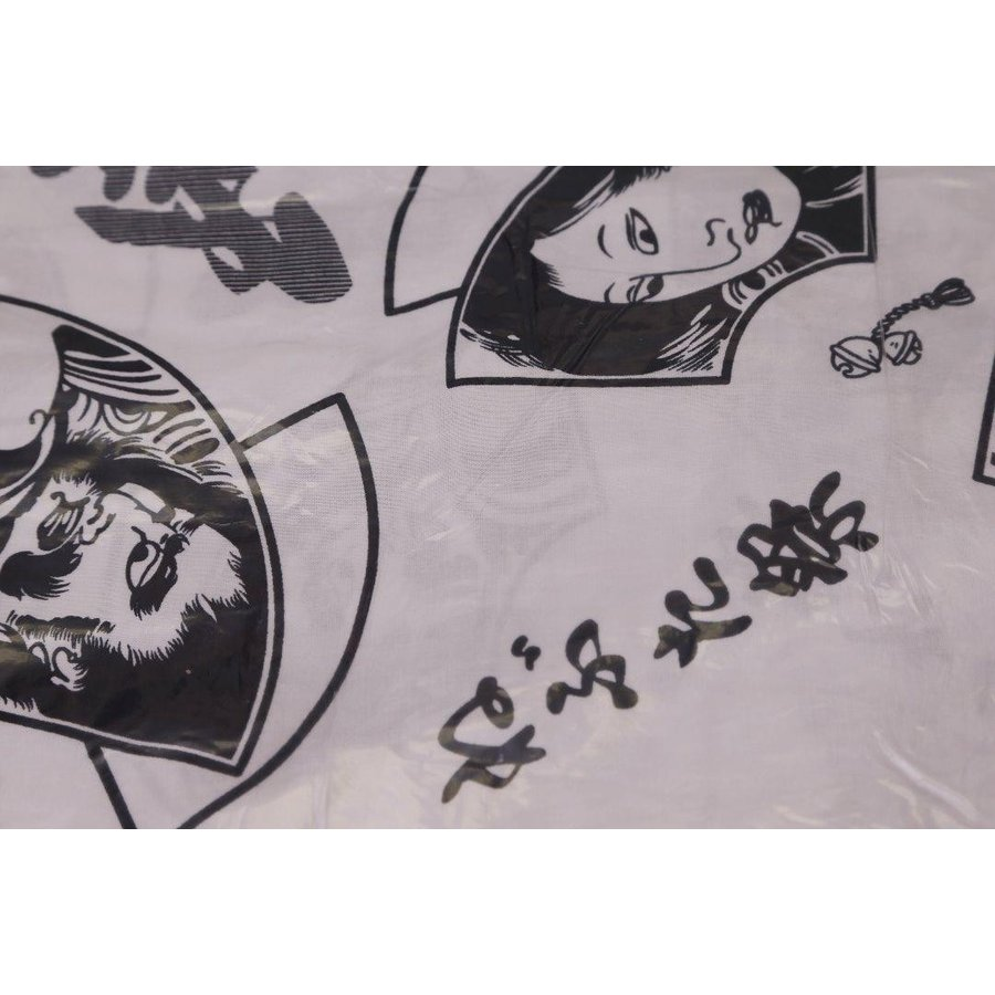 ねぶた祭り 衣装実用セット 男女兼用 二枚扇|northern-festival|02