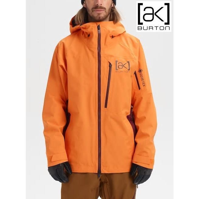 高い品質 BURTON [ak] Gore-Tex Cyclic Jacket Russet Orange バートン エーケー サイクリックジャケット 2019-2020, アツミグン 68010a02