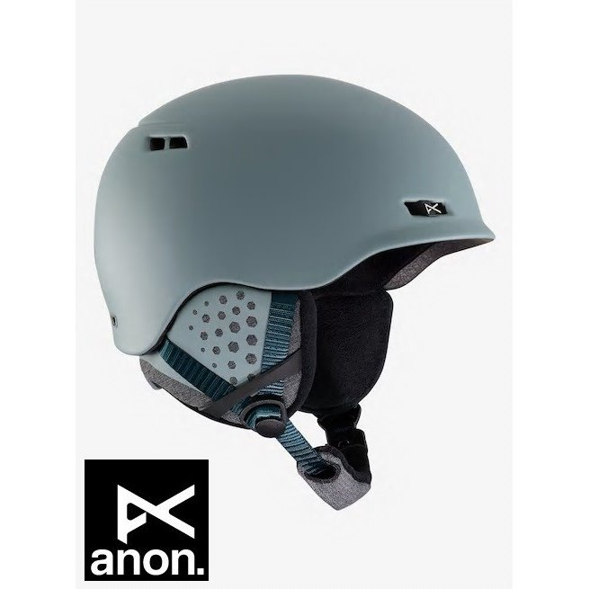 ANON アノン ヘルメット Rodan Gray 2019-2020