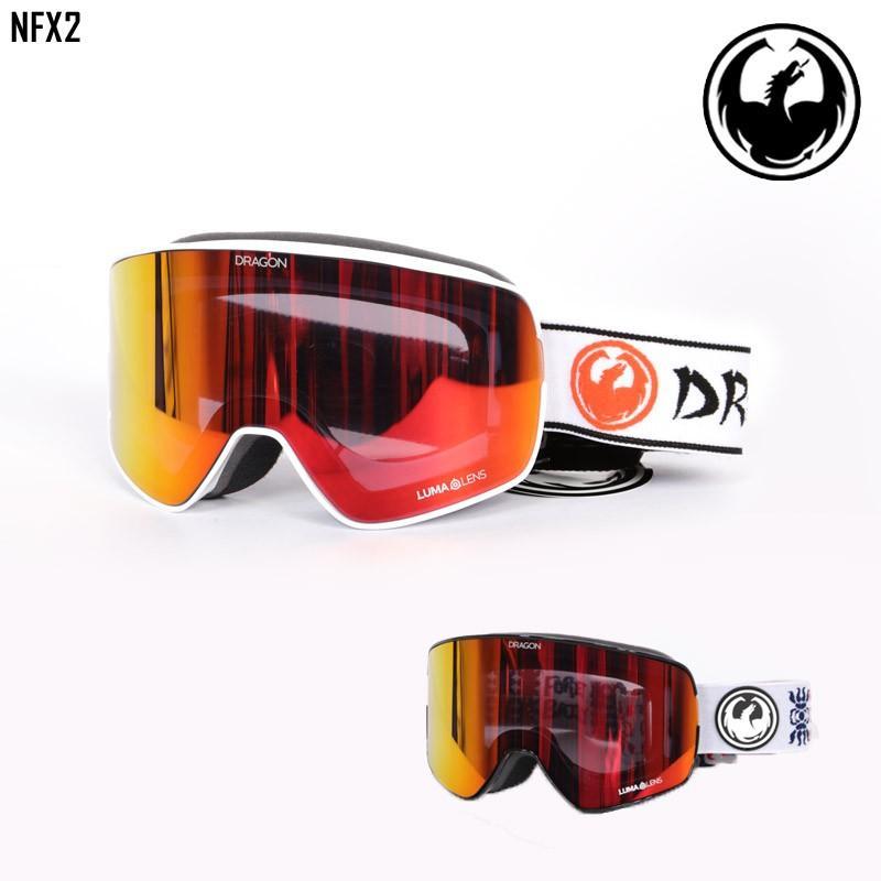 19-20 DRAGON ドラゴン ゴーグル NFX2 スノボ スキー ルーマレンズ ジャパンフィット メンズ