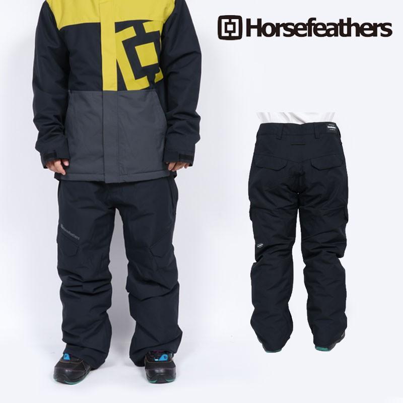 HORSEFEATHERS ホースフェザーズ スノボ ウェア パンツ メンズ VOYAGER PANTS スノーボードウェア OM241A