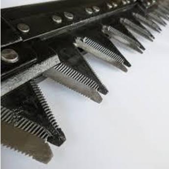 ヤンマー コンバイン5条用刈刃 AG570 AG572 GC561 GC580 GC585 M-02-1340