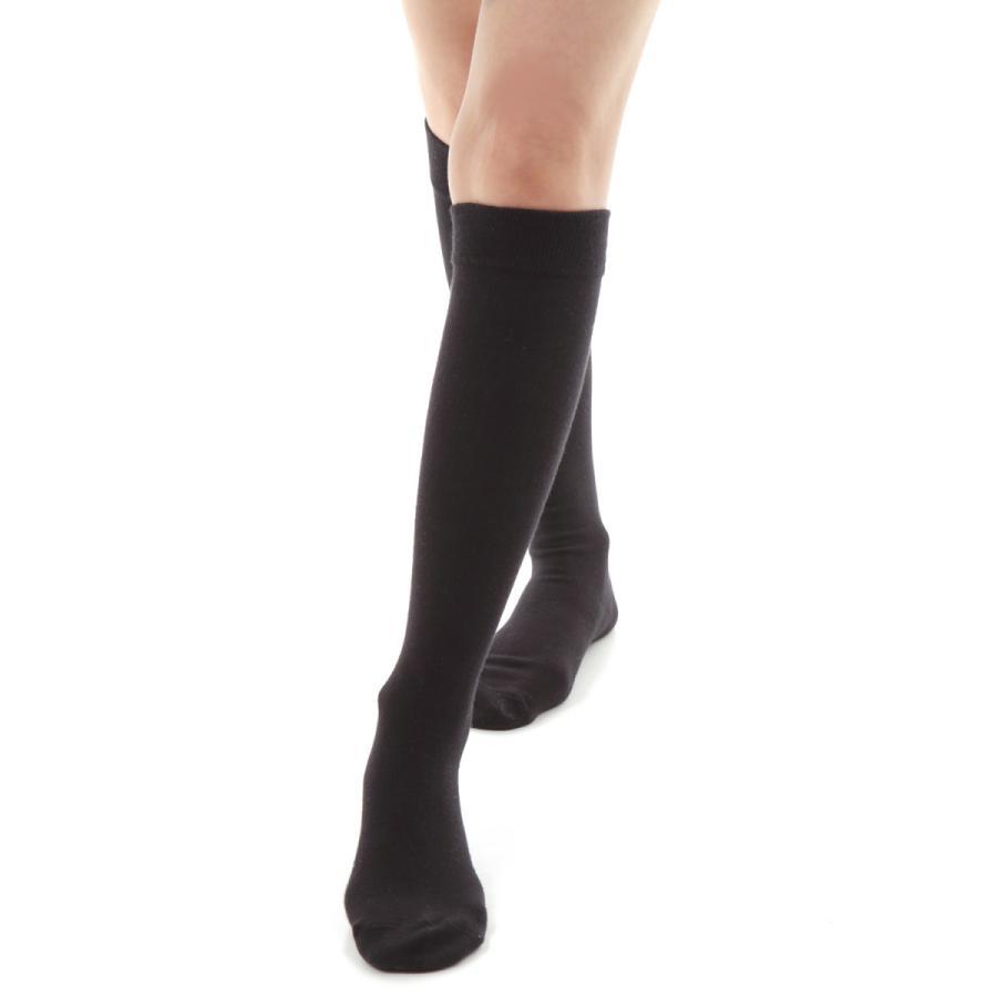 3足セット 靴下 着圧ソックス 現役ママが開発 段階着圧 ハイソックス  レディース 美脚 着圧 加圧 nowest-shop 10