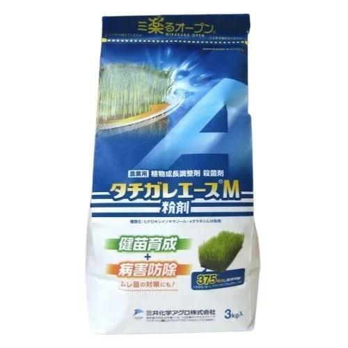 タチガレエースM粉剤 3kg 8個入り1ケース