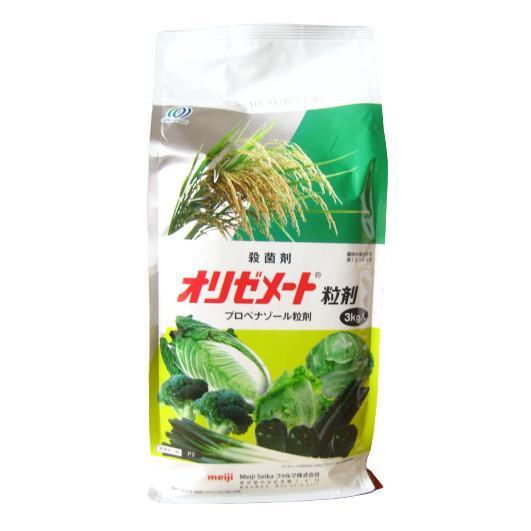 オリゼメート粒剤 3kg 8個入りケース販売|noyaku-com