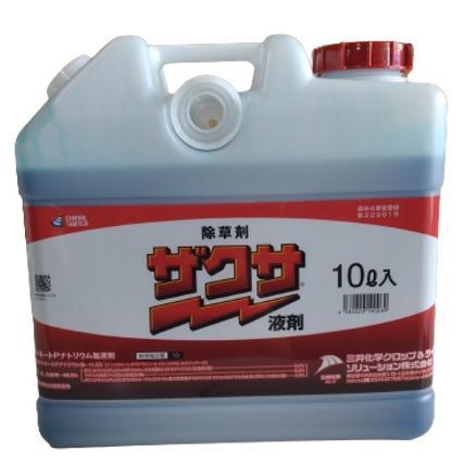 ザクサ液剤 10L|noyaku-com