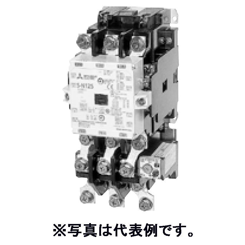 三菱電機 電磁開閉器 MSO-N125 55kW 400V AC200V