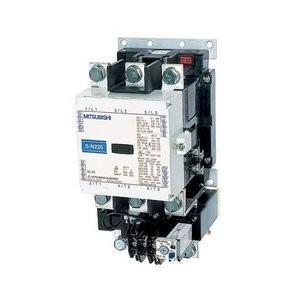 三菱電機 電磁開閉器 MSO-N18090kW 400V AC200V