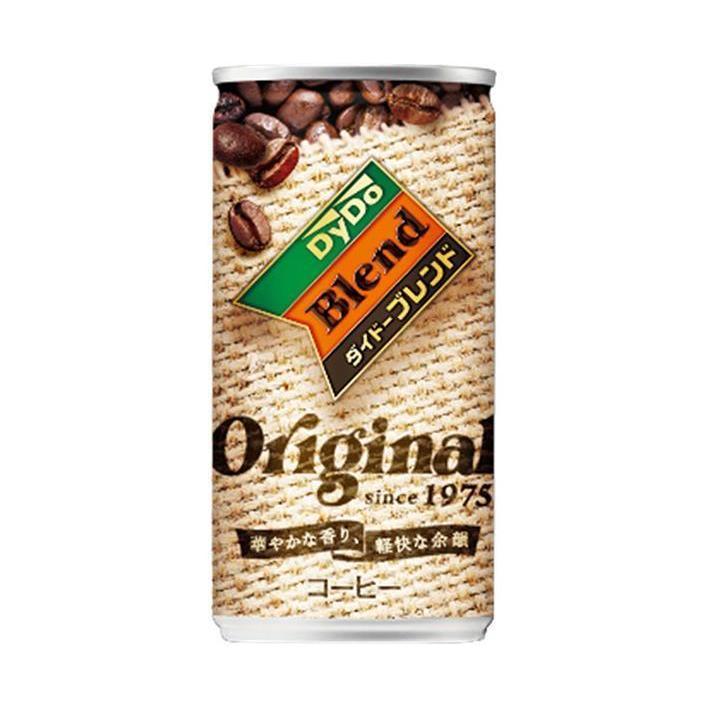 送料無料 【2ケースセット】ダイドー ブレンドコーヒーオリジナル 185g缶×30本入×(2ケース)|nozomi-market