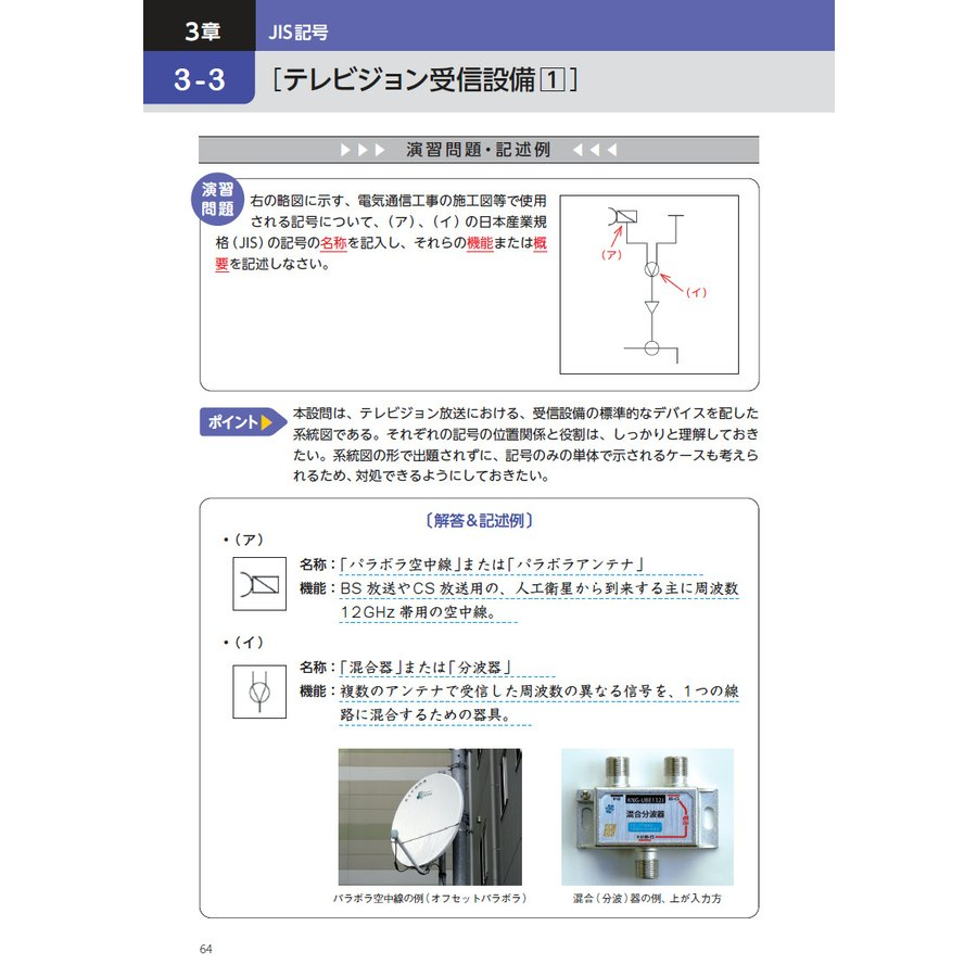 2021年版 電気通信工事施工管理技士 突破攻略 1級2級・2次検定編 nozomi-tn 05