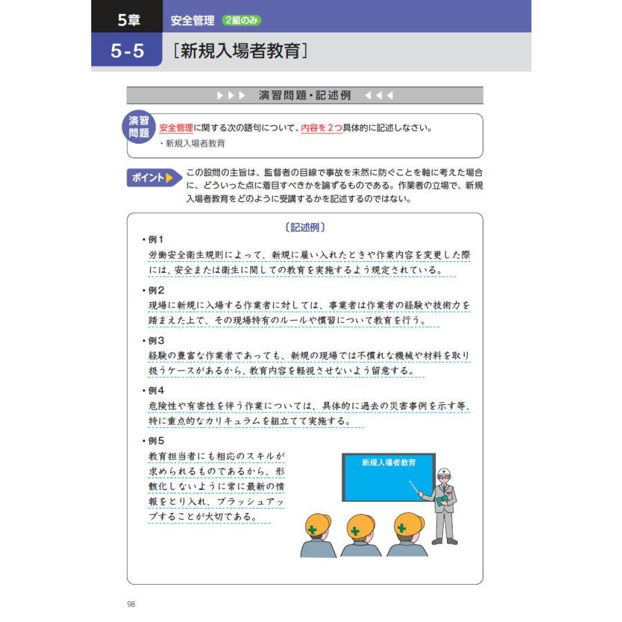 2021年版 電気通信工事施工管理技士 突破攻略 1級2級・2次検定編 nozomi-tn 06