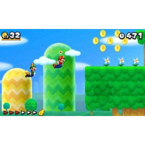 New スーパーマリオブラザーズ 2 - 3DS|ns-ultimate|02