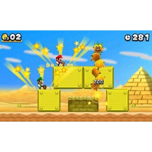 New スーパーマリオブラザーズ 2 - 3DS|ns-ultimate|05