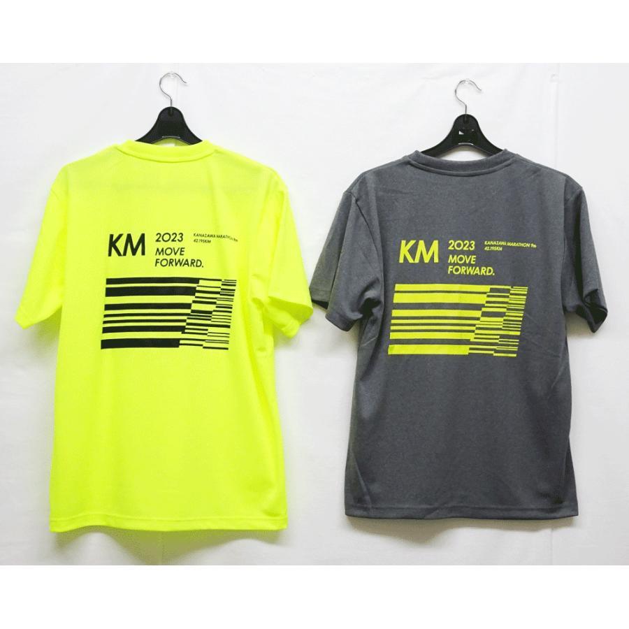 ランニングウェア 2020金沢マラソンTシャツ KANAZAWA-T-半袖シャツ nsp-nishinagasports